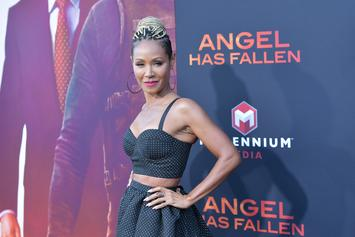 Jada Pinkett Smith Rocks New Hairstyle And Is Seemingly Aging Backwards