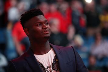 Zion Williamson Provides Injury Update, Speaks On Possible Return Date