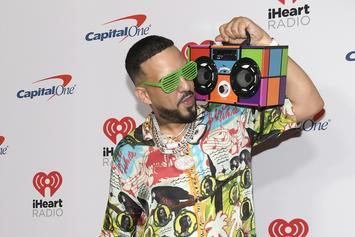 """French Montana Accused Of Faking Streams For """"Writing On The Wall"""""""