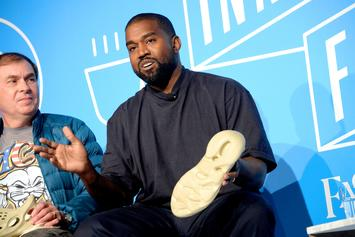 """Adidas Yeezy 700 V3 """"Triple-Black"""" Surfaces Online: First Look"""