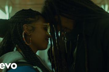"H.E.R. & Skip Marley Bring Love To Life In ""Slow Down"" Video"