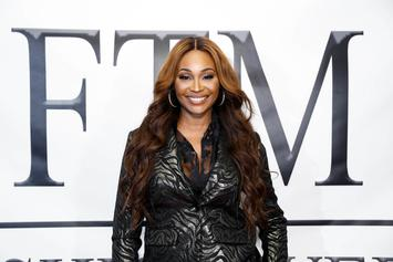 """Cynthia Bailey Announces Wedding Date: """"And No I Am Not Pregnant!"""""""