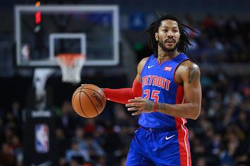 Derrick Rose To Participate In 2020 All-Star Skills Competition In Chicago