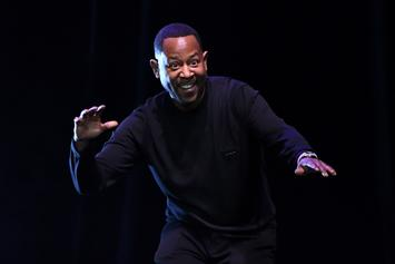 Martin Lawrence Speaks On Tisha Campbell's Lawsuit Against Him In The '90s