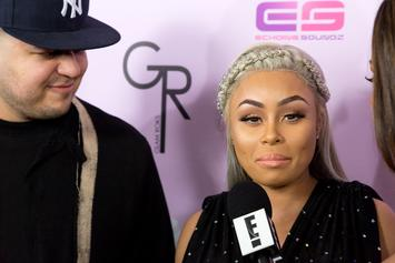 Rob Kardashian Accuses Blac Chyna Of Abusing Cocaine & Alcohol Around Daughter Dream