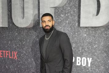 """Drake & Virgil Abloh Show Off The Actual Patek Watch From """"Life Is Good"""""""