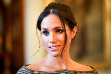 Meghan Markle Reportedly Signs Deal With Disney After Royal Split