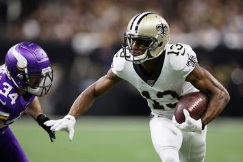 Michael Thomas Trolls The Minnesota Vikings Following Loss To 49ers