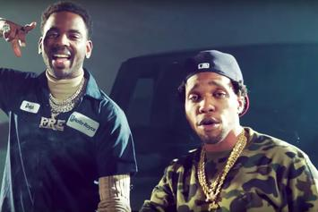 "Curren$y & Young Dolph Link Up For ""All Work"" Visuals"