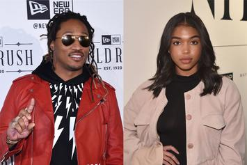 Future Shares First Photo With Lori Harvey From Romantic Getaway