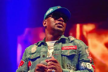 "Cam'ron Reflects On Suge Knight Standoff: ""It Was A Street Situation"""