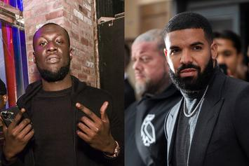 "Stormzy Explains Why Drake Using UK Sound ""Is Undeniably A Good Thing"""