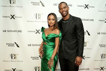 "Victor Cruz Talks Marriage & Kids With Karrueche On ""Wendy Williams"""