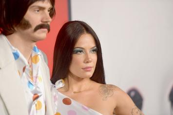 Halsey & Evan Peters Are Officially Living Together
