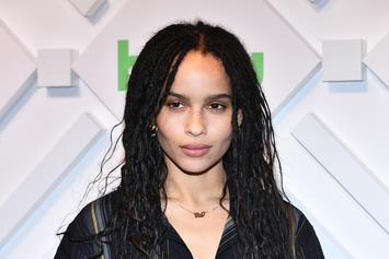 "Zoe Kravitz On ""The Batman"" & Inspiration For Catwoman Role"