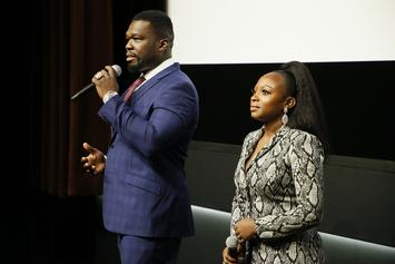 """50 Cent Goes In On Starz, Leaks """"Power"""" Clip Revealing Who Killed Ghost"""