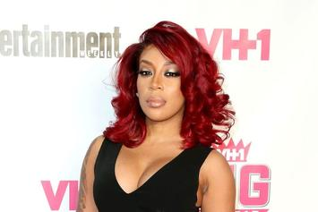 "K. Michelle Won't Join ""Love & Hip Hop Miami"": ""I Don't Do Crackheads"""