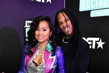 Waka Flocka & Tammy Rivera Exchange Lovey Dovey Messages For 6th Anniversary