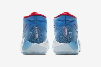 """Kevin Durant Teams With Don C For """"All Star"""" Nike KD12 Collab"""
