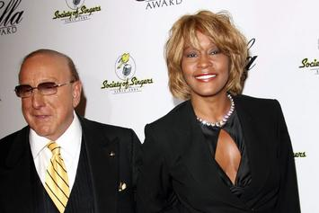 """Clive Davis Plans Whitney Houston Biopic Because Her Story """"Has Not Been Told Yet"""""""