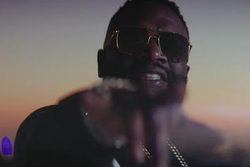 "Rick Ross & Summer Walker's ""Summer Reign"" Video Is A Champagne-Filled Love Story"