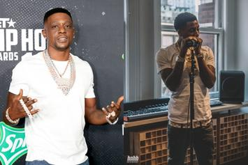 Boosie Badazz & NBA YoungBoy Are Prepping A Collabo Album