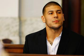 Aaron Hernandez's Ex-Fiancee Set To Break Silence On Netflix Doc Next Week