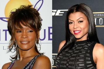 Whitney Houston's Sister-In-Law Would Like Taraji P. Henson To Portray Singer