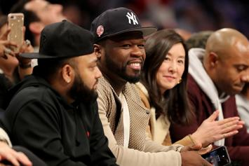 50 Cent Jokes Coronavirus Arrived From China Faster Than His Gucci Belts