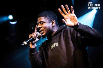 Mick Jenkins Is Top Five With The Pen