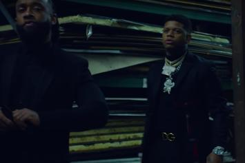 "Yella Beezy & Ty Dolla $ign Go For 007 Vibes In The Video For ""Ay Ya Ya Ya"""