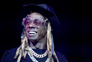 "Lil Wayne Confirms He's Dating Australian Model La'Tecia Thomas On ""Funeral"""