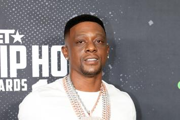 Boosie Badazz Pleads Guilty In Georgia Weed Case & Avoids Jail Time