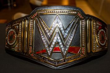 Patrick Mahomes, Kansas City Chiefs Gifted Custom WWE Belt: First Look