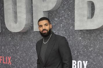 "Drake Has Always Dreamed Of Owning An ""Icy Cross"" Despite Jewish Background"