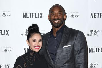 """Vanessa Bryant Remembers """"Best Friend"""" Kobe With Lighthearted Interview Clip"""