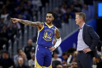 D'Angelo Russell Heavily Pursued By Knicks, Warriors Won't Budge