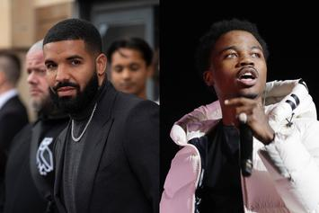 Roddy Ricch Gets Into Canada, Thanks To Drake