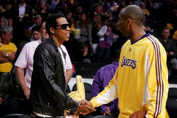 Jay Z Reveals Kobe Bryant's Last Words To Him Were About Seeing Gianna Play Basketball