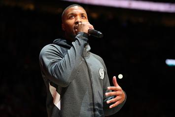 Damian Lillard To Perform As Dame D.O.L.L.A On All Star Saturday Night