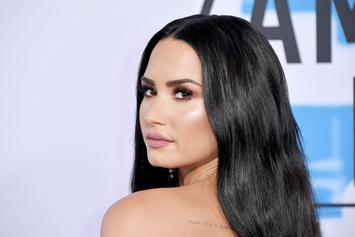 """Demi Lovato Was Unsure About Music After Overdose: """"It Was A Scary Time"""""""