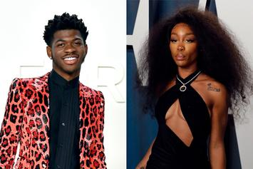 "Lil Nas X Claims SZA As His ""Queen"" After Oscars Party, Says She Can Cheat On Him"