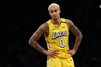 Lakers' Kyle Kuzma Launches New Sneaker With Puma: The Puma Sky