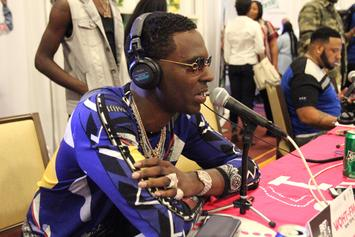 Young Dolph Aggressively Has Twerking Man Kicked Off Stage