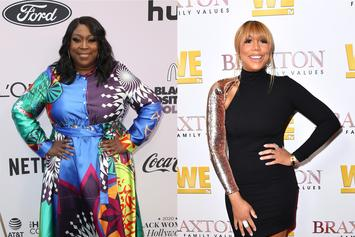"""Loni Love's Ex-Friend Confirms Loni Had Tamar Braxton Fired From """"The Real"""""""