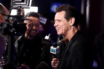 Jim Carrey Under Fire For Saying Reporter Was On His Bucket List