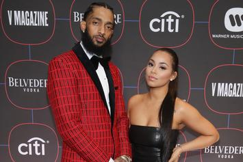 Lauren London Shares Heartbreaking Valentine's Day Tribute To Nipsey Hussle