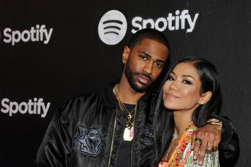 Big Sean & Jhené Aiko Spent Valentine's Day Loved Up At Disneyland