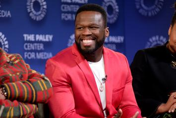 50 Cent Isn't Offended By Meek Mill & French Montana's Snitch Accusations