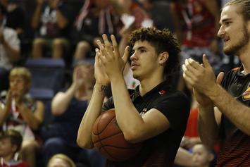 LaMelo Ball Could Be A Part Of Knicks' Draft Priorities: Report